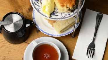 Afternoon Tea at The Boat House Café – Chichester & Swanwick Marina